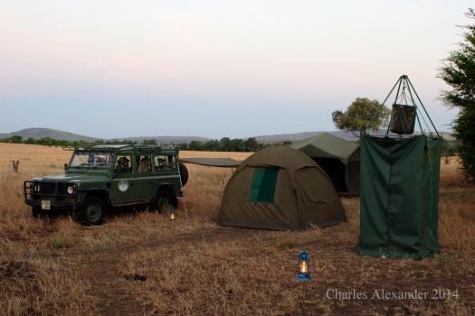 Bologonja Campsite